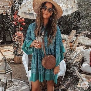 Jewel Tunic Dress Spell and the Gypsy